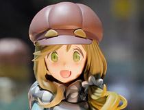 ウイング新作美少女フィギュア「ゆるキャン△ 犬山あおい」彩色サンプルがアキバで展示!