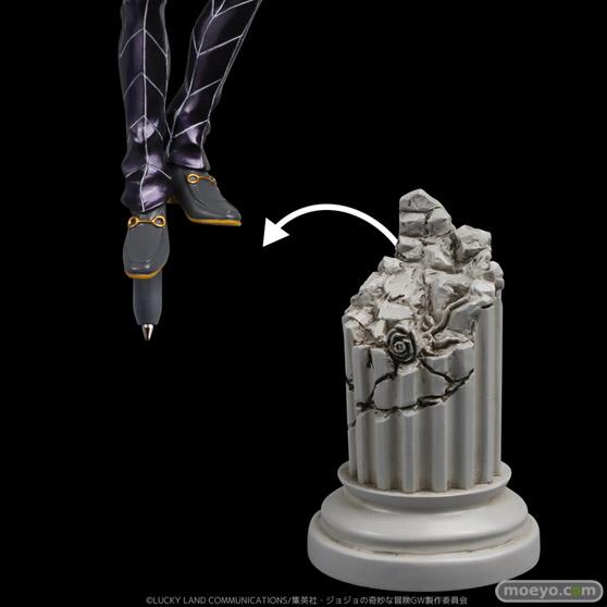 ディ・モールト ベネ TVアニメ「ジョジョの奇妙な冒険 黄金の風」 プロシュート フィギュアペン フィギュア 05