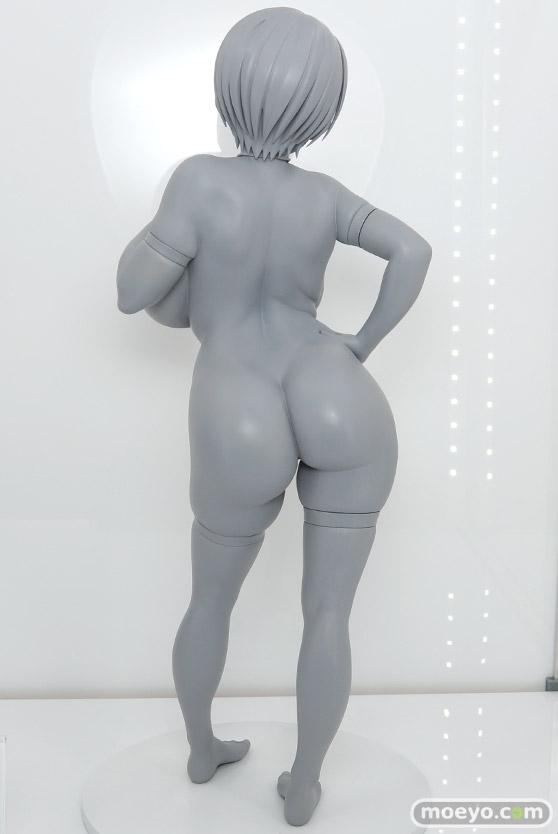 Q-six GREEN 〜秋空のスクリーン〜 広瀬真理子 ノルグレコ 滝美梨香 フィギュア 06