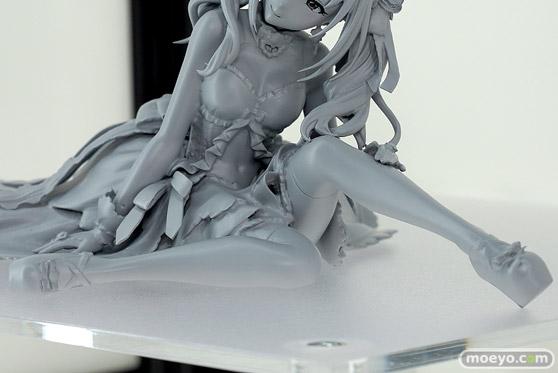 ALUMINA アイドルマスター シンデレラガールズ 神崎蘭子 祝宴の白姫Ver. ミロ フィギュア ワンホビ32 10