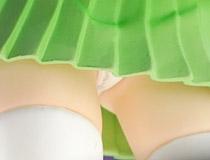 グッドスマイルカンパニー新作美少女フィギュア「POP UP PARADE 五等分の花嫁∬ 中野二乃」彩色サンプルが展示!【ワンホビ32】