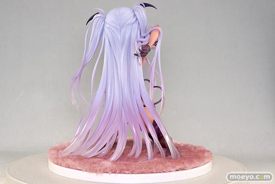Pink・Charm 玉之けだま サキュバス・黒ルルム アビラ 幹本ヌレ子 フィギュア エロ キャストオフ 05