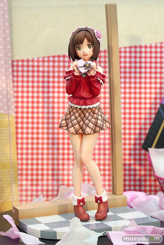 コトブキヤ アイドルマスター シンデレラガールズ 前川みく-off stage- フィギュア 01