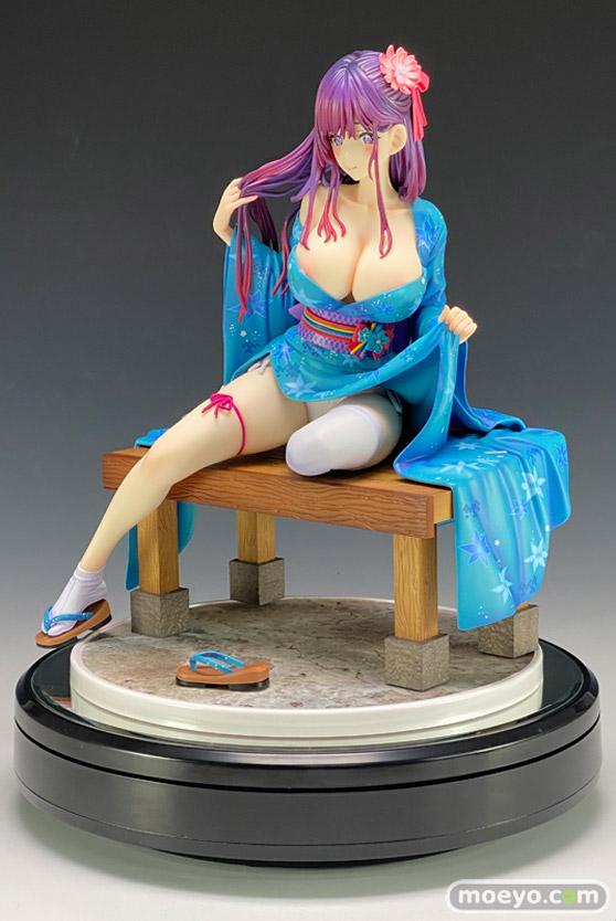Pink-cat 浴衣剥いちゃいました 魔太郎 フレンチパイ フィギュア エロ キャストオフ 02
