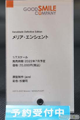 秋葉原の新作フィギュア展示の様子 2021年2月27日 06