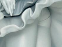 アルミナ新作美少女フィギュア「藤ちょこ氏オリジナルイラスト 透花回廊 ~水底のアリス~」監修中原型が展示!【ワンホビ32】