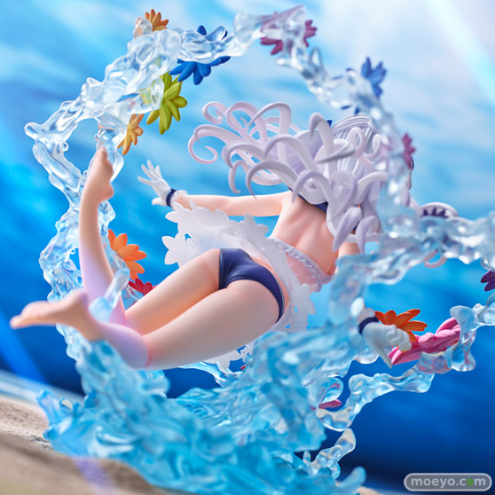 ユニオンクリエイティブ 藤ちょこイラスト『ウォータープリズム』 赤べこ トルマリンゴリラ フィギュア 15