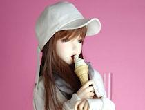ナチュラルボディのキュートな女の子!!!「Pink Drops #56 結花(ユイカ)」 期間限定予約受付開始!