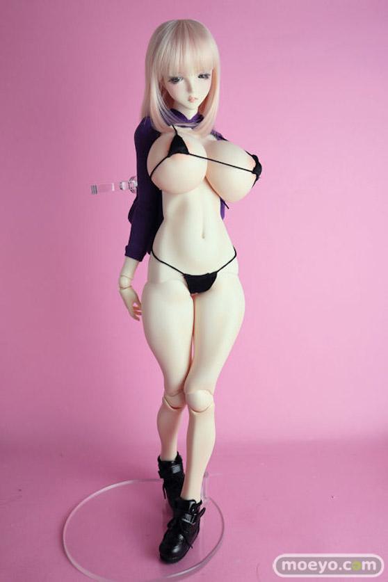 リアルアートプロジェクト Pink Drops #3 綺亞羅(キアラ)ver.2(SoftSkin) クアラントット ドール エロ 01