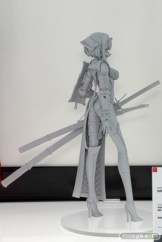 ウイング FALSLANDER SAMURAI フィギュア コケ neco ワンホビ32 01