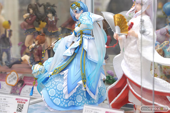 フェネクス Re:ゼロから始める異世界生活 レム -漢服- フィギュア モワノー ひのきや フリュー 03