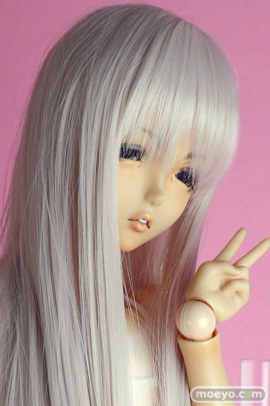 Real Art Project Pink Drops #57 涼香(スズカ):NEW日焼け跡ボディ QUARANTOTTO フィギュア 12