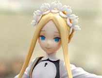 アニプレックスプラス新作美少女フィギュア「Fate/Grand Orderフォーリナー/アビゲイル・ウィリアムズ 英霊祭装ver.」彩色サンプルがアキバで展示!