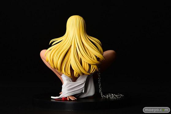 花畑と美少女 青木レナver.KuroGyaru:modeling by P-UNiT: 佐々木明 エロ フィギュア 09