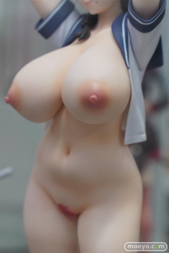 Q-six サキュバステードライフ 秋園栞奈 ノルグレコ フィギュア エロ あみあみ 09