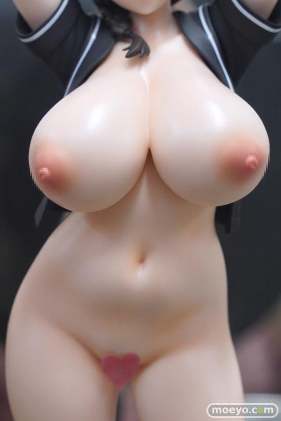 Q-six サキュバステードライフ 秋園栞奈 黒セーラーver. ノルグレコ K2 フィギュア エロ あみあみ 07