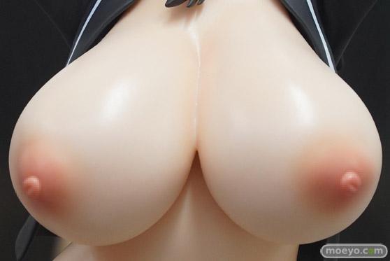 Q-six サキュバステードライフ 秋園栞奈 黒セーラーver. ノルグレコ K2 フィギュア エロ あみあみ 10
