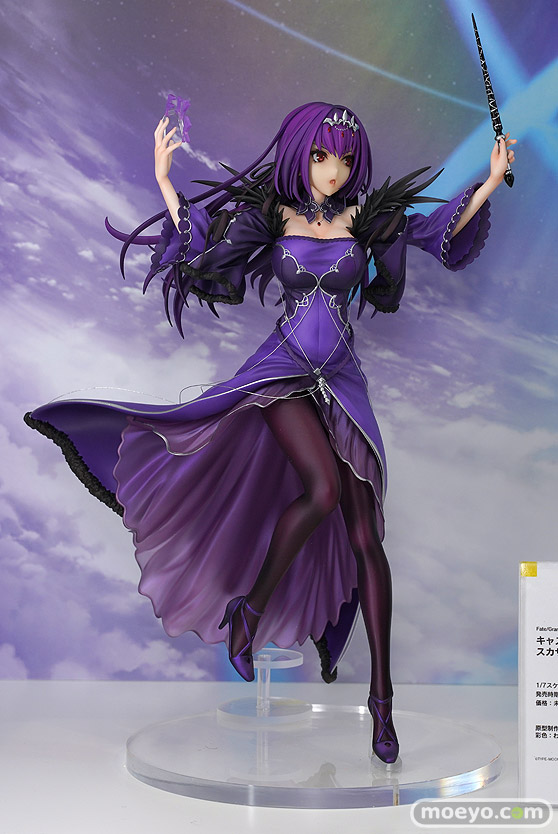 ファット・カンパニー ワンホビ32 Fate/Grand Order キャスター/スカサハ=スカディ フィギュア ワンホビ32 01