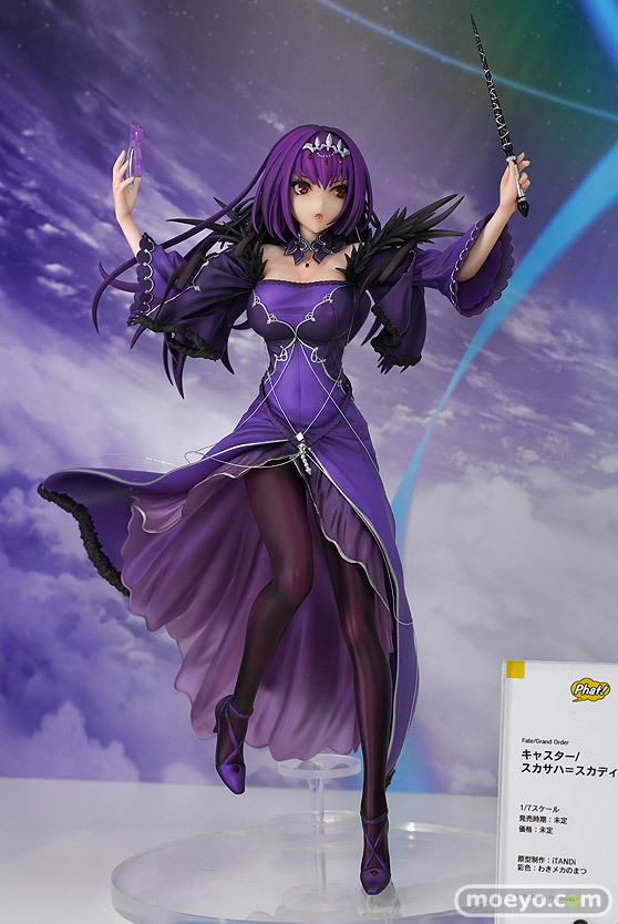 ファット・カンパニー ワンホビ32 Fate/Grand Order キャスター/スカサハ=スカディ フィギュア ワンホビ32 04