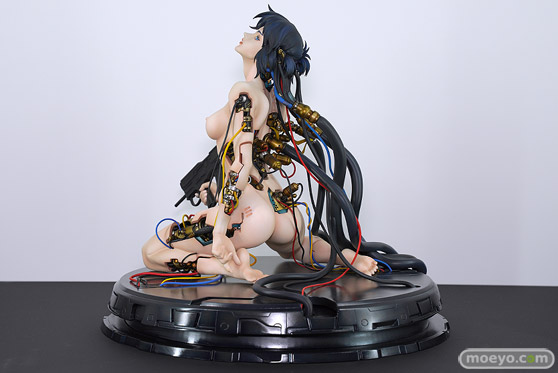 With Fans! GHOST IN THE SHELL/攻殻機動隊 草薙素子 にゃぱー 伊澤靖 POLY-TOYS フィギュア ワンホビ33 01