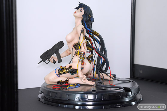 With Fans! GHOST IN THE SHELL/攻殻機動隊 草薙素子 にゃぱー 伊澤靖 POLY-TOYS フィギュア ワンホビ33 02