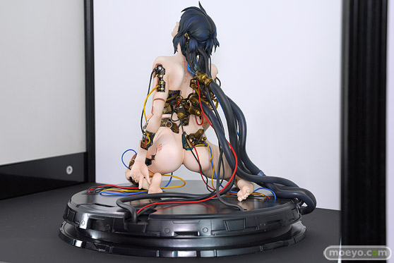 With Fans! GHOST IN THE SHELL/攻殻機動隊 草薙素子 にゃぱー 伊澤靖 POLY-TOYS フィギュア ワンホビ33 03