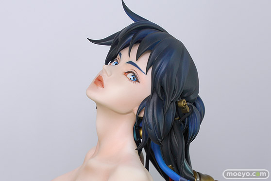 With Fans! GHOST IN THE SHELL/攻殻機動隊 草薙素子 にゃぱー 伊澤靖 POLY-TOYS フィギュア ワンホビ33 05
