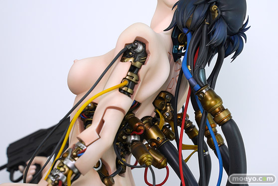 With Fans! GHOST IN THE SHELL/攻殻機動隊 草薙素子 にゃぱー 伊澤靖 POLY-TOYS フィギュア ワンホビ33 09