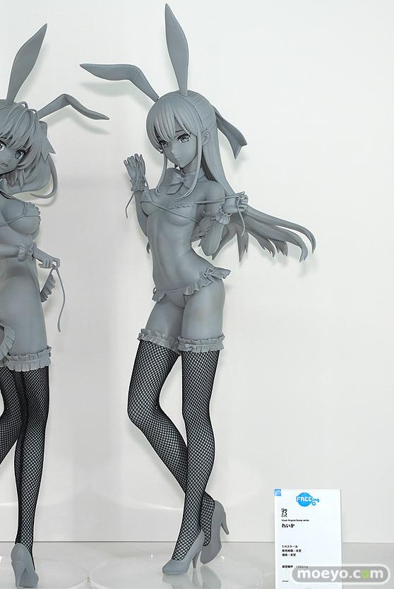 フリーイング Hisasi Original Bunny series れいか フィギュア バニー 01