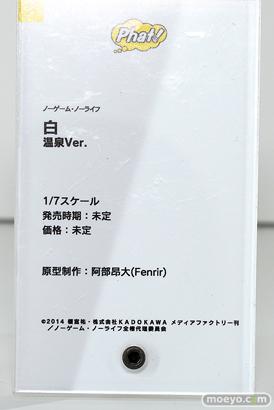ファット・カンパニー ノーゲーム・ノーライフ 白 温泉Ver. 阿部昂大 フィギュア 10
