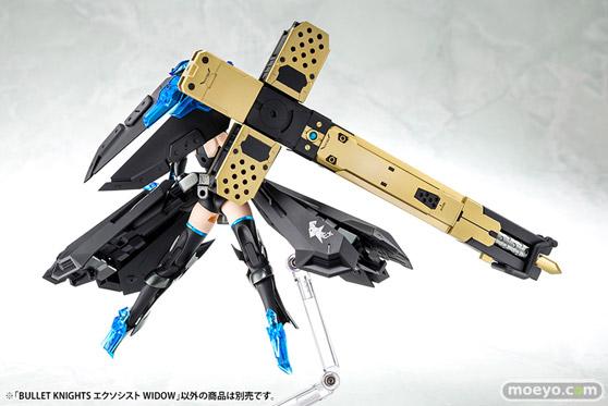 コトブキヤ メガミデバイス BULLET KNIGHTS エクソシスト WIDOW プラモデル 02