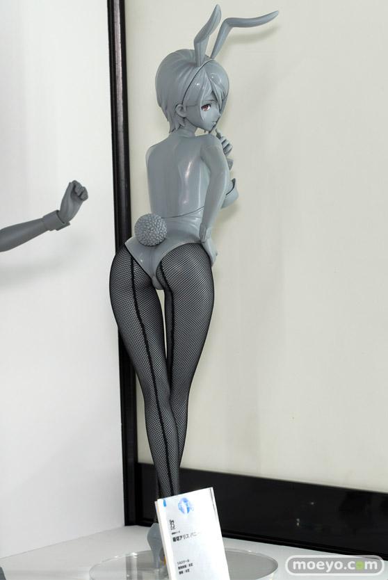 フリーイング 食戟のソーマ 薙切アリス バニーVer. 川村恭一 フィギュア ワンホビ33 03