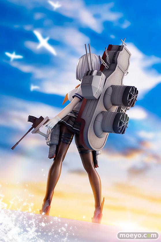 ホビージャパン 艦隊これくしょん -艦これ- 浜風乙改 横田健 ピンポイント 星名詠美 AMAKUNI フィギュア 13