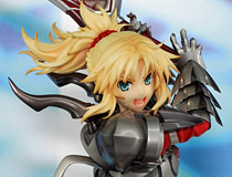 グッドスマイルカンパニー新作フィギュア「Fate/Grand Order セイバー/モードレッド~我が麗しき父への叛逆(クラレント・ブラッドアーサー)~」予約受付開始!【ワンホビ33】