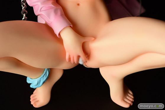 花畑と美少女 青木レナver.粉紅色:modeling by P-UNiT: 佐々木明 フィギュア エロ 31