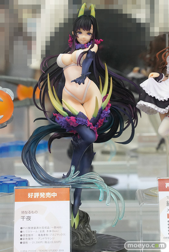 秋葉原の新作美少女フィギュア 2021年7月3日 26