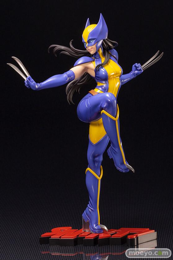 コトブキヤ MARVEL美少女 MARVEL UNIVERSE ウルヴァリン(ローラ・キニー) 燕 山下しゅんや フィギュア 01