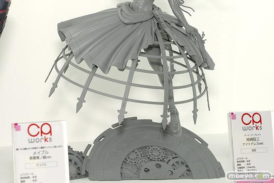 キャラアニ CAworks デート・ア・バレット 時崎狂三 ナイトドレスver. フィギュア ワンホビ33 08