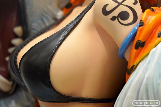 プレックス ワンピース ログコレクション 大型スタチューシリーズ ナミ ユニークアートスタジオ フィギュア あみあみ 07