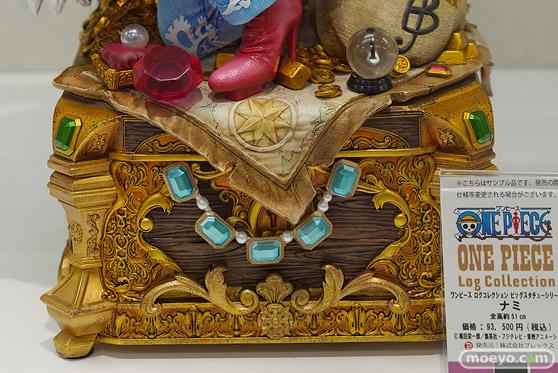 プレックス ワンピース ログコレクション 大型スタチューシリーズ ナミ ユニークアートスタジオ フィギュア あみあみ 12