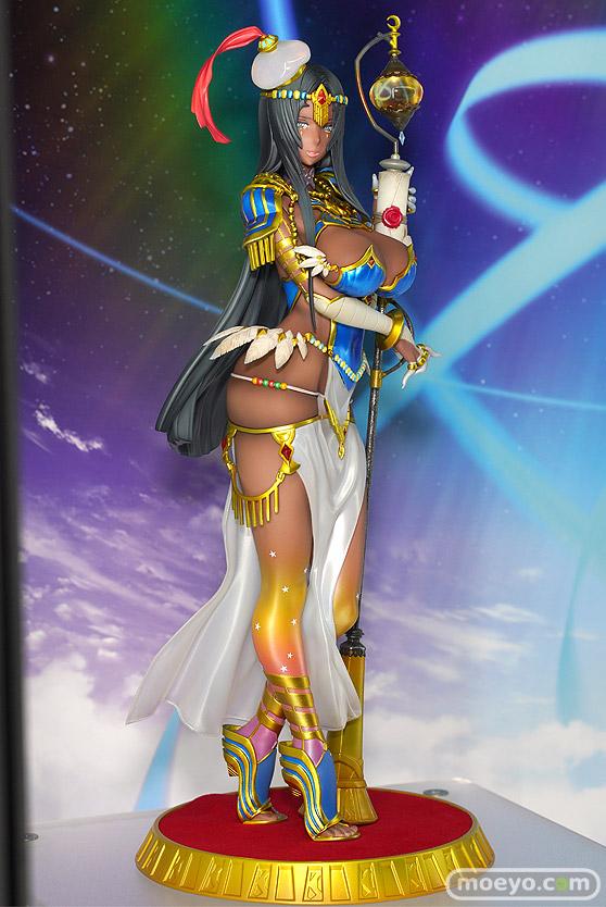 ウイング Fate/Grand Order キャスター/シェヘラザード(不夜城のキャスター) フィギュア ワンホビ33 絵里子 モワノー あきもとはじめ 01