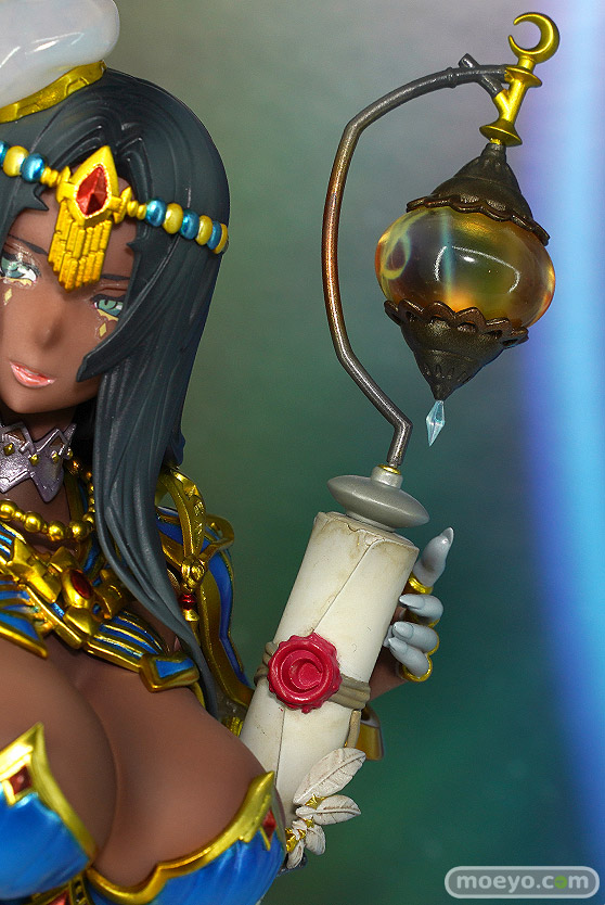 ウイング Fate/Grand Order キャスター/シェヘラザード(不夜城のキャスター) フィギュア ワンホビ33 絵里子 モワノー あきもとはじめ 09