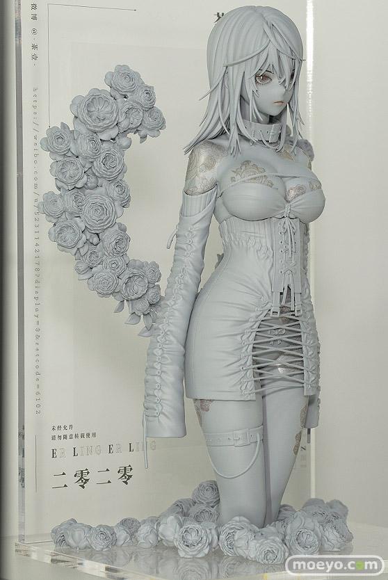 グッドスマイルカンパニー -茶壹- コラボスタチュー(仮) フィギュア ワンホビ33 02