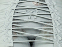 グッドスマイルカンパニー新作美少女フィギュア「-茶壹- コラボスタチュー(仮)」監修中原型が展示!【ワンホビ33】