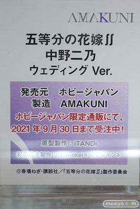秋葉原の新作美少女フィギュア展示の様子 2021年7月31日 24