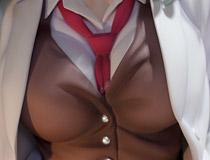 アリスグリント新作美少女フィギュア「RIDDLE JOKER 式部茉優」彩色サンプルがアキバで展示!
