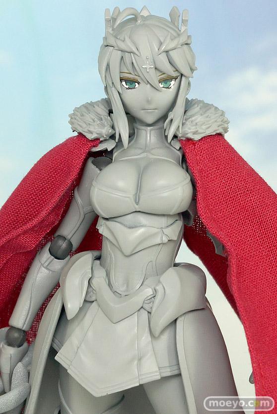 マックスファクトリーfigma Fate Grand/Order ランサー/アルトリア・ペンドラゴン ホットキール 浅井真紀 フィギュア ワンホビ33 04