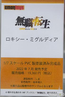 秋葉原の新作美少女フィギュア展示の様子 2021年8月9日 21