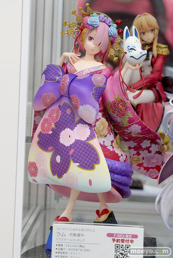 秋葉原の新作美少女フィギュア展示の様子 2021年8月9日 40