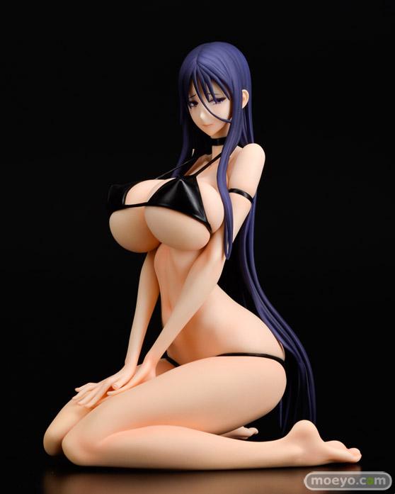 Q-six 魔法少女 ミサ姉 黒ビキニver. とりあ ノルグレコ K2 RAITA フィギュア エロ キャストオフ 製品版 01